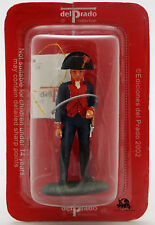 Figurine Del Prado Sergent Artillerie de Marine Espagne 1797 Figure Lead Soldier