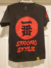 NXT Strong Style Womens T Shirt Small