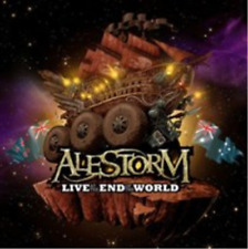 Alestorm-Live at the End of the World CD with DVD NEW