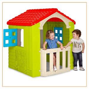 casa casetta per bambini 3 anni da giardino esterno wonder house feber