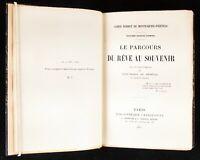 🌓 EO ROBERT DE MONTESQUIOU | Le Parcours du rêve au souvenir | 1/20 Hollande