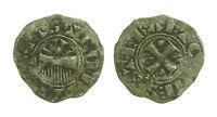 pci2297) FRANCIA - THIBAULT II (1125-1152) - DENARO PROVISINO