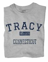 Tracy Connecticut CT T-Shirt EST