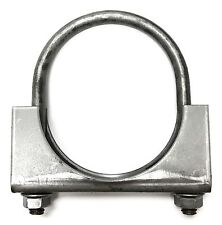 "3"" U Bolt Muffler Clamp Heavy Duty (Saddle Style) #77300"