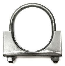 "3"" U Bolt Muffler Clamp Heavy Duty (Saddle Style) #77300"