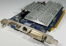 SAPPHIRE ATI RADEON X1550 PCI-E 512MB VGA TV-Out DVI ATX Video Graphics Card