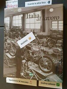 LIBRO BOOK   ARTE D'AUTORE LIBRO FOTOGRAFICO-ITALIA AL LAVORO-ALINARI NUOVO