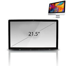 "Apple iMac A1311 21.5"" Glas Scheibe Front Screen Panel 2009 2010 + Rahmen"