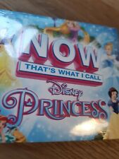 -Now That's What I Call Disney Princess - 2CD - New and Sealed