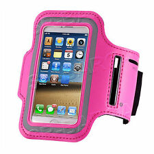 Gym Running Sport Arm Band Belt Case Cover Mobile Phone Pouches Bags Jogging