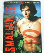 New ListingSmallville The Complete First Season Dvd Wb Cw Superman Television Show Dc Comic