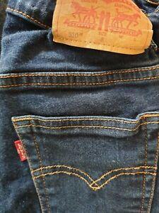 Boys Jeans Levis Slim Age 6