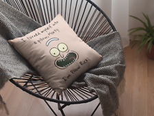 Lootgear Limited Edition Kissen Pillow Rick Sofakissen Rick and Morty inspired