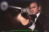 CASINO ROYALE MOVIE POSTER Extremely Rare SHOWTIME Promo DANIEL CRAIG JAMES BOND