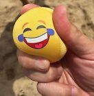 """The Original"" Emoji Water Bouncing Skimming Ball - Hand Stress Dog Pool Toy"
