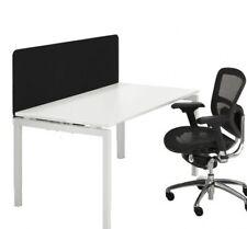 Schreibtischaufsatz - Akustik Trennwand für den Schreibtisch - Sichtschutzwand
