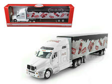COCA COLA ON ICE TRACTOR TRAILER 1/64 DIECAST MODEL BY MCC 434618