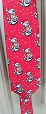 Star Wars BB8 Christmas Xmas Tie Necktie Mens NEW WITH TAG