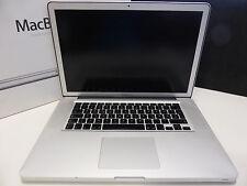 "Apple MacBook Pro Hi-Res 15.4"" MC373D/A, i7 2.66GHz, 8GB RAM, 500GB HDD, DVD, OV"