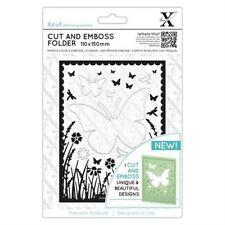 Xcut Cut & Emboss Folder - Butterfly Aperture
