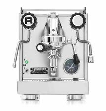 Rocket Appartamento Espresso Machine & Cappuccino Coffee Maker Copper / White
