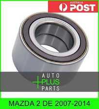 Fits MAZDA 2 DE 2007-2014 - Front Wheel Bearing 39X72X37