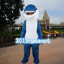 Professional selling High quality Dolphin mascot costume fancy dress