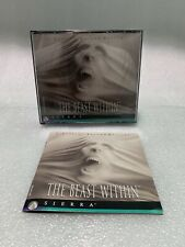 Gabriel Knight The Beast Within Vintage Sierra PC Game Complete