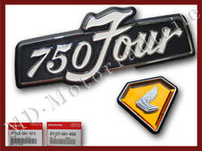 Honda CB 750 Four K3 - K6 Emblem Set Seitendeckel links