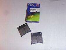SUZUKI GSX400 GSX600 GSX750 VX800 GSX1100 GV1400 EBC BRAKE PADS FA146