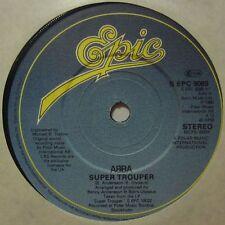 "Abba(7"" Vinyl Blue/Yellow)Super Trouper-Epic-EPC 9089-UK-Ex/VG+"