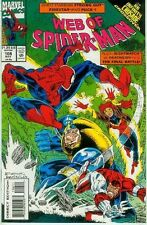 "Web of Spiderman # 106 (""Infinity Crusade Crossover) (USA, 1993)"