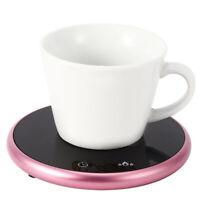 Waterproof Cup Warmer Heat Beverage Mug Mat Keep Drink Warm Heater Mugs Coaster