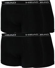 6er Pack Head Herren Boxershorts Unterwäsche XL/7 schwarz