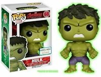 FUNKO pop Marvel THE AVENGERS VENGADORES Hulk 68 # WITH BOX