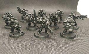 Warhammer 40k Studio: Space Marine Legion of the Damned Squad