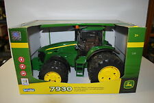 1/16 Bruder John Deere 7930 Tractor with Duals New In Box