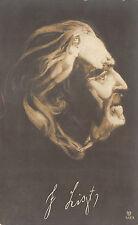 8313) SURREALISMO, FRANZ LIST, PIANISTA, DIRETTORE D'ORCHESTRA, COMPOSITORE.