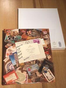 Hallmark Album VACATION COLLAGE/ TRAVEL Expandable Photo Scrapbook PHA 6316 NIB