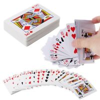 Waterfall Playing Cards Poker Props Standard Deck Magic Tricks Magic Toy New