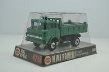 NOS Cox Mini Power GMC Cab Over Dump Truck Very Nice 1/60th Scale