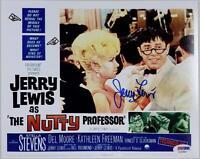 JERRY LEWIS Signed THE NUTTY PROFESSOR 8x10 Photo PSA/DNA COA Auto AUTOGRAPH (A)