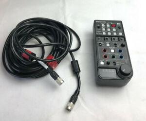 Panasonic AG EC4 Control Box:10 Meter Control Cable, AG-EC4G Camera control unit