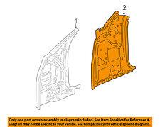 Chevrolet GM OEM 16-18 Camaro Fender-Air Deflector Right 23383584