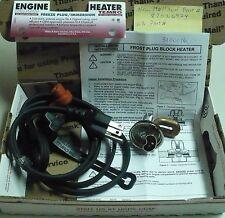 Engine Block Heater 35mm New Holland 87026924 LS Tractor engine block heater