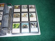 MtG MIRRODIN almost Complete Set Magic the Gathering BULK LOT 550+ cards