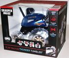 Sharper Image R/C 360 Spins & Flips Rally Car Thunder Tumbler NIB