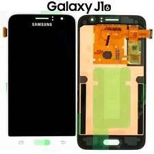 DISPLAY LCD+TOUCH SCREEN per SAMSUNG GALAXY J1 2016 SM-J120F J120 BIANCO VETRO