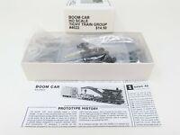 HO Scale Tichy Train Group 4022 Boom Car Kit