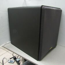 VELODYNE VX-10B Powered Subwoofer - Tested & Working